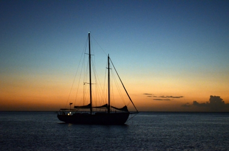 Just another sunset in Bequia